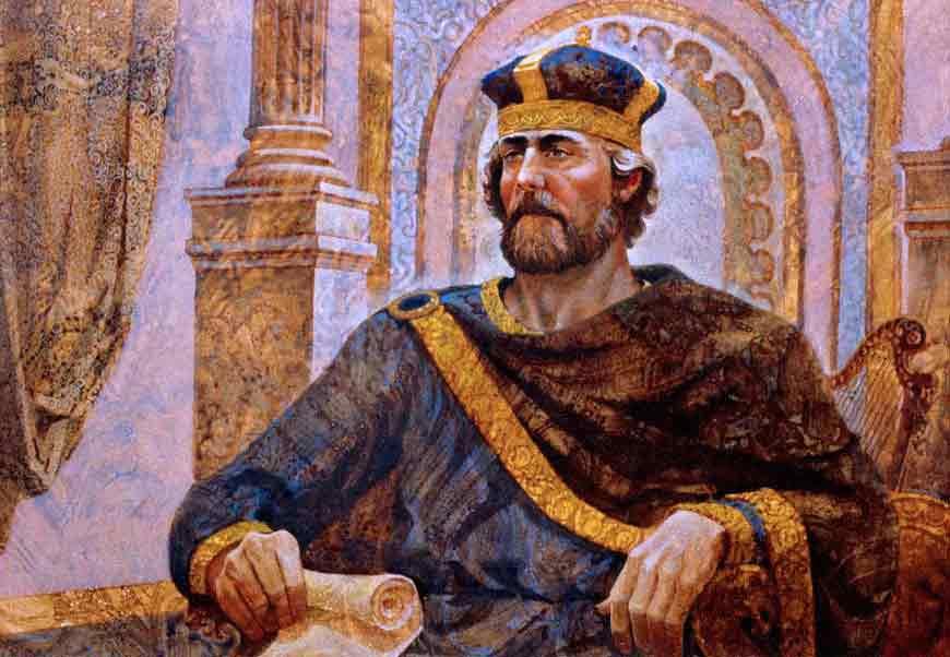 WHY DID KING DAVID LOVE GOD'S LAW?