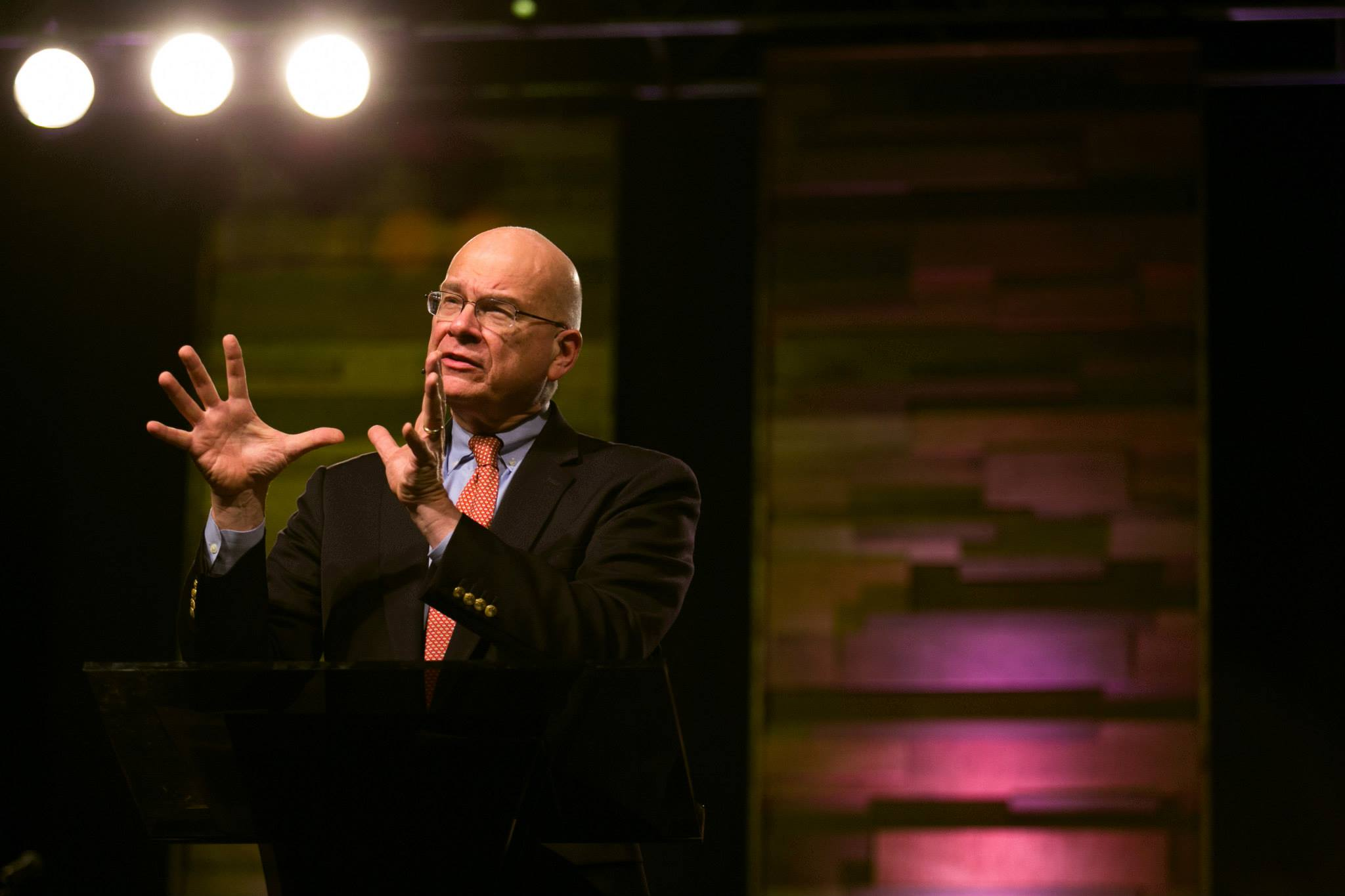 A Biblical Theology of Revival ~ Tim Keller