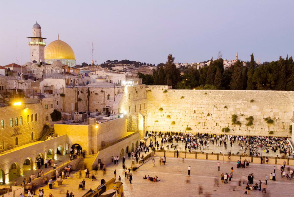Jerusalem's Archaeology and  Bible Prophecy